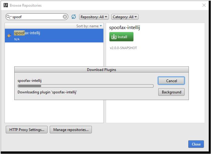 3 1  Installation — Spoofax 2 5 7 documentation